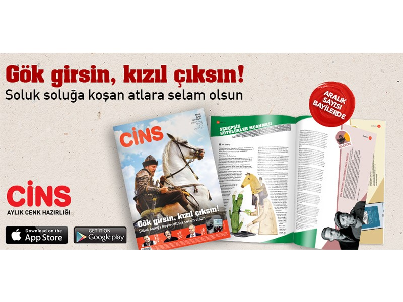 CİNS - ARALIK SAYISI / TV SPOT